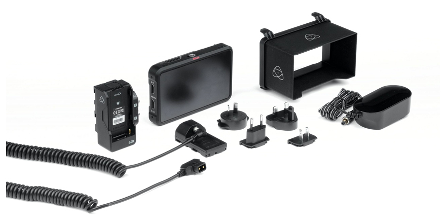 Atomos Ninja V Pro Kit w//Free Bonus Atomos Connect Encoder